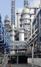 Установка каталитического крекинга, построенная в 2006 г. в Татарстане (ОАО «Таиф-НК»)